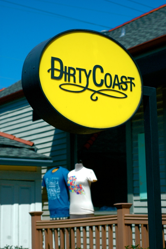 Dirty Coast on Magazine Street